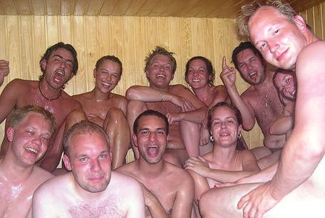 Naturism in German http://monkeysandmountains.com/german-sauna